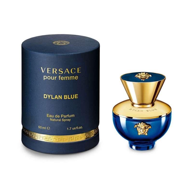 Versace Dylan Blue Edp 50 Ml Kadın Parfümü