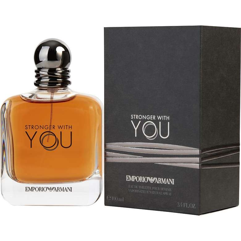 Emporio Armani Strong With You Edt 100 ml Erkek Parfümü