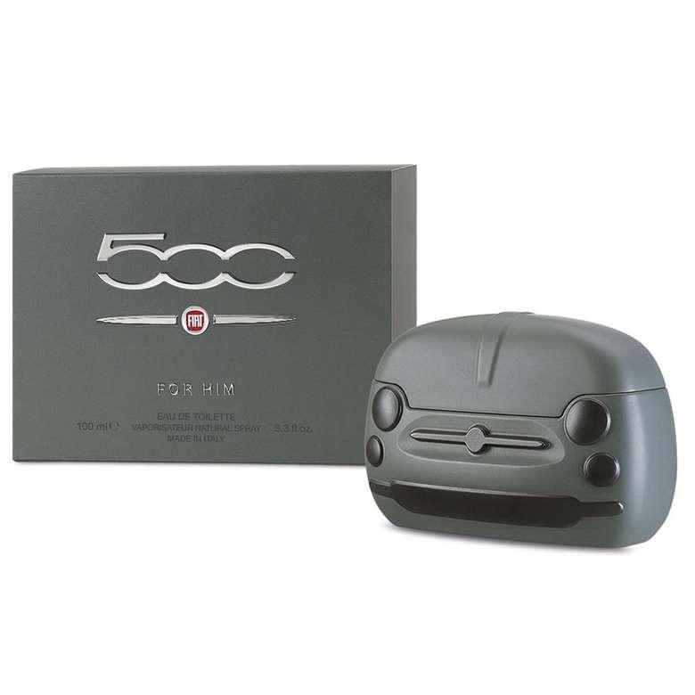 Fiat 500 For Him Edp 100 ml Erkek Parfümü