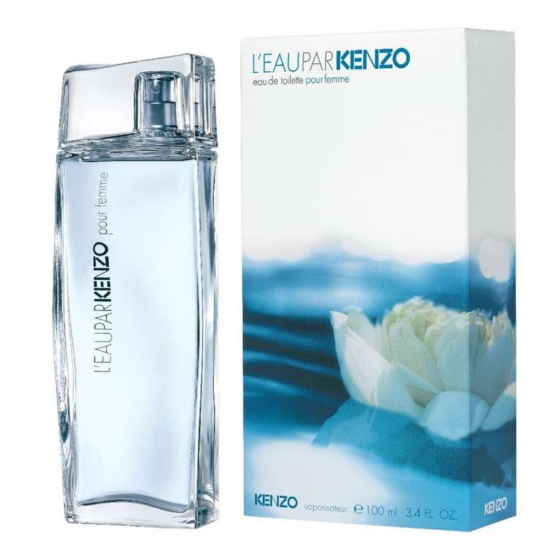 Kenzo L'Eau Edt 100 Ml Kadın Parfümü