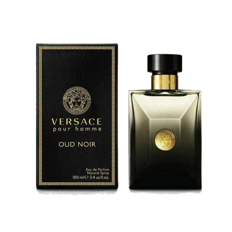 Versace Oud Noir Pour 100 ml Erkek Parfümü