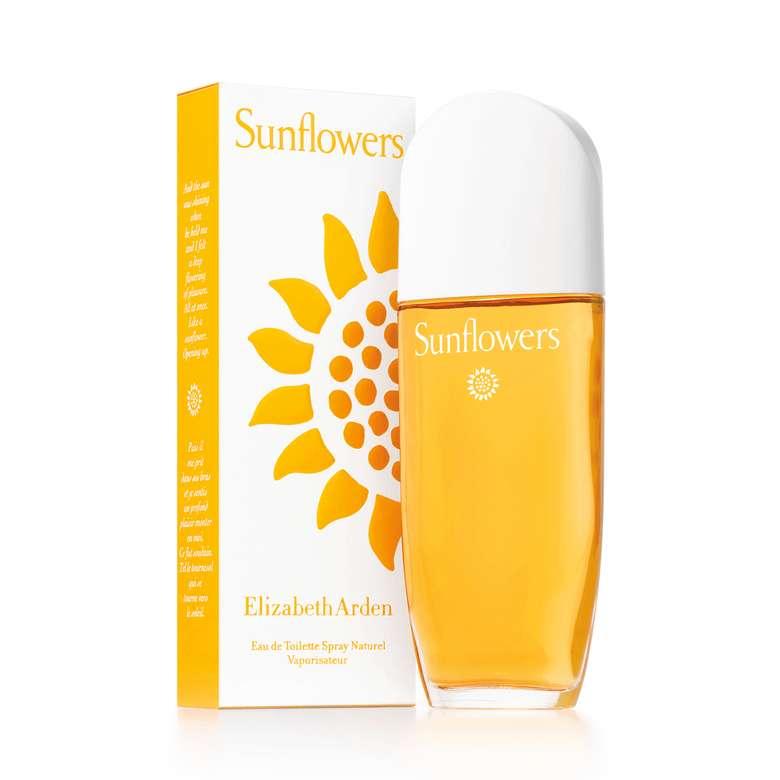 Elizabeth Arden Sunflower Edt 100 ml Kadın Parfümü