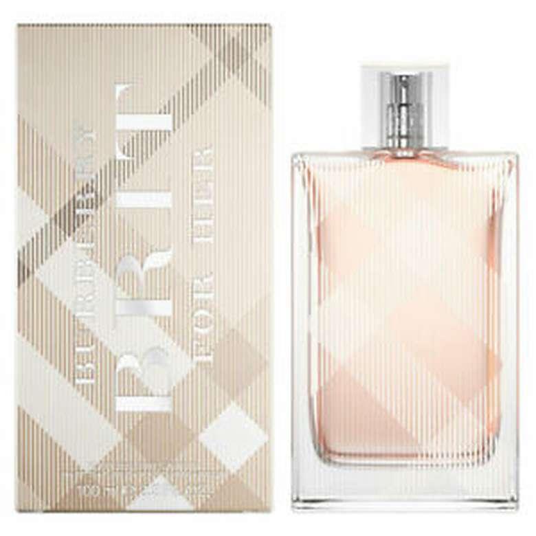 Burberry Brit For Her Edp 100 Ml Kadın Parfümü