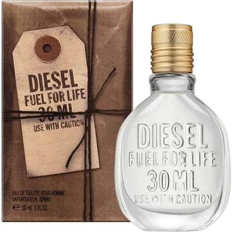 Diesel Fuel For Life Homme Edt 30 ml Erkek Parfümü