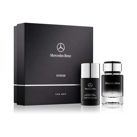 Mercedes Benz For Men Intense Edt 75 ml + Deodorant Stick 75 gr Erkek