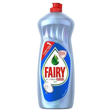 Fairy Bulaşık Deterjanı Platinum 750 Ml