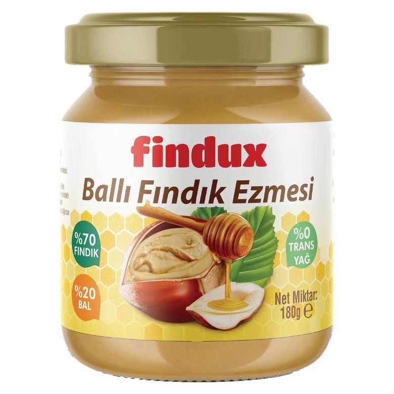 Findux Ballı Fındık Ezmesi 180 G