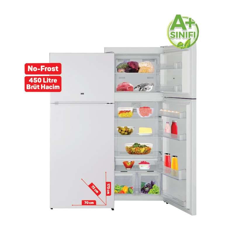 Seg  Snf 4500 A+ No-Frost Buzdolabı