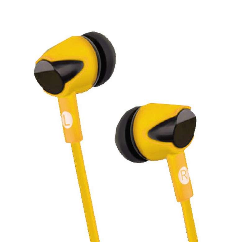 Piranha 2011 Kulak İçi Kulaklık - Sarı