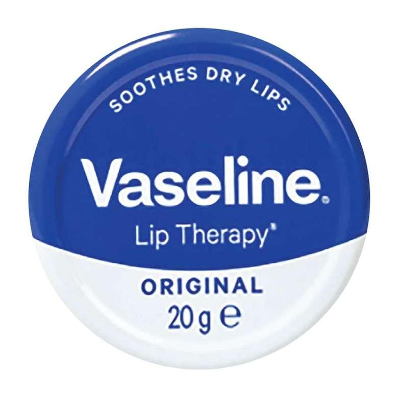 Vaseline Lip Therapy Dudak Koruyucu - Original