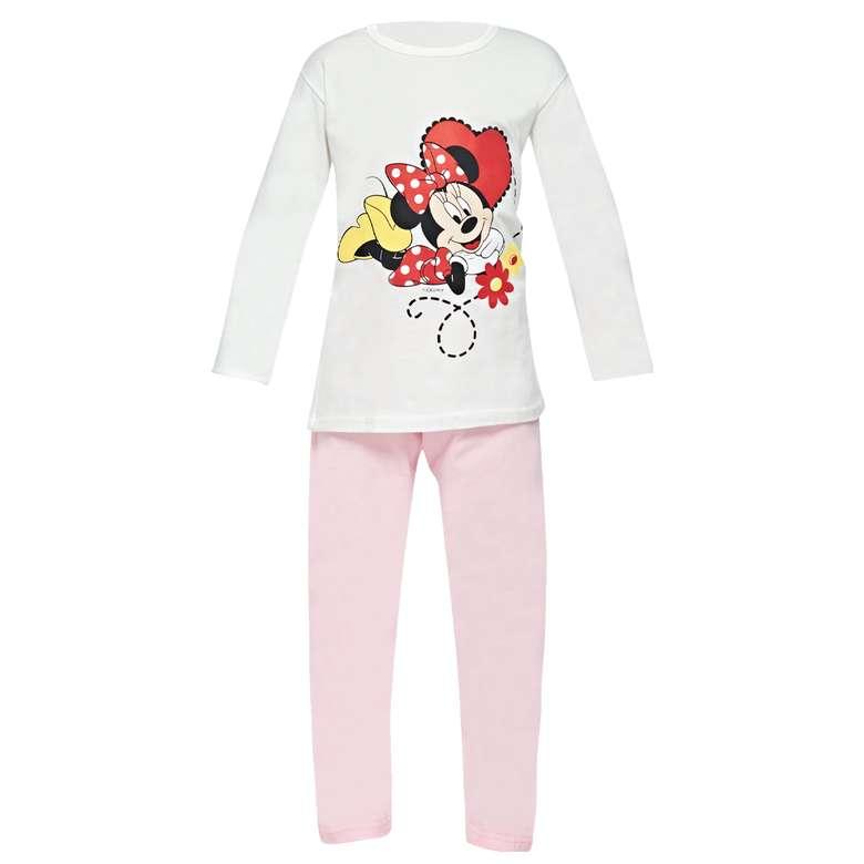 Lisanslı Çocuk Uzun Kollu Pijama, Kırmızı, 7-8 Yaş