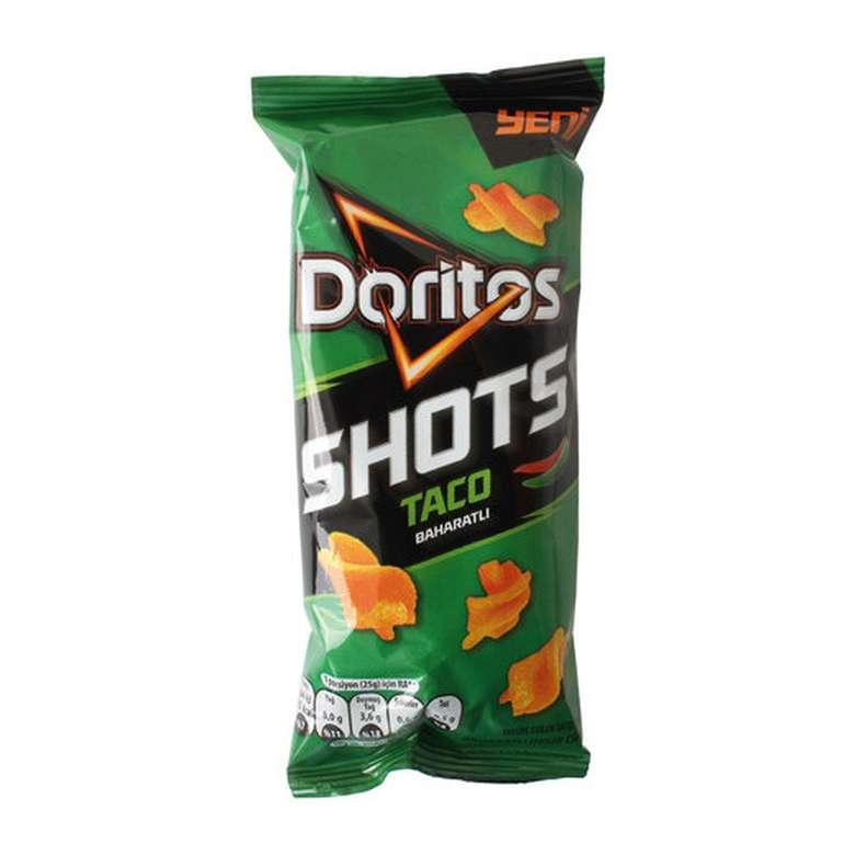 Doritos Shots Taco Baharatlı Mısır Cipsi  28 gr