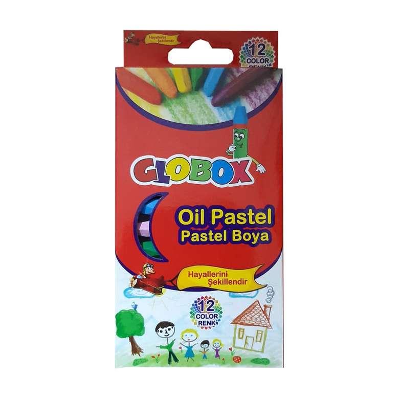 Globox Pastel Boya 12'li