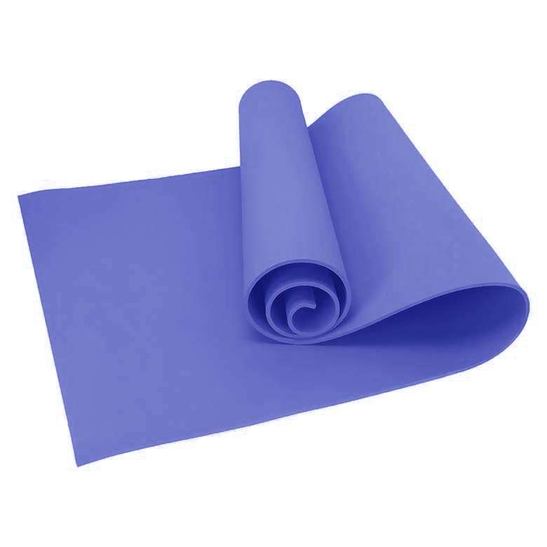Yoga Matı 4 Mm - Mavi