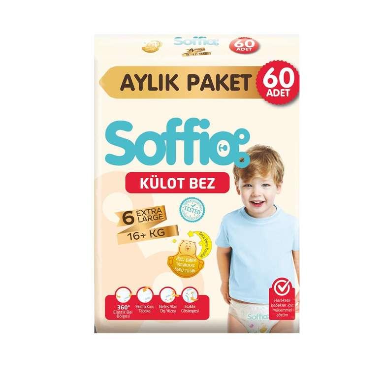 Soffio Külot Bez E.large 60'lı