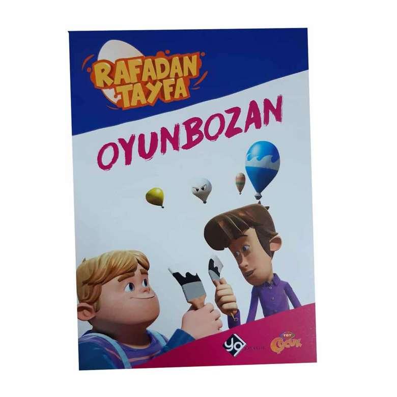 Rafadan Tayfa Kitaplar/oyun Bozan