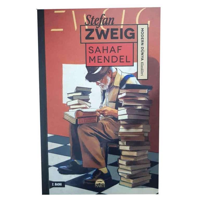 Stefan Zweıg Sahaf Mendel