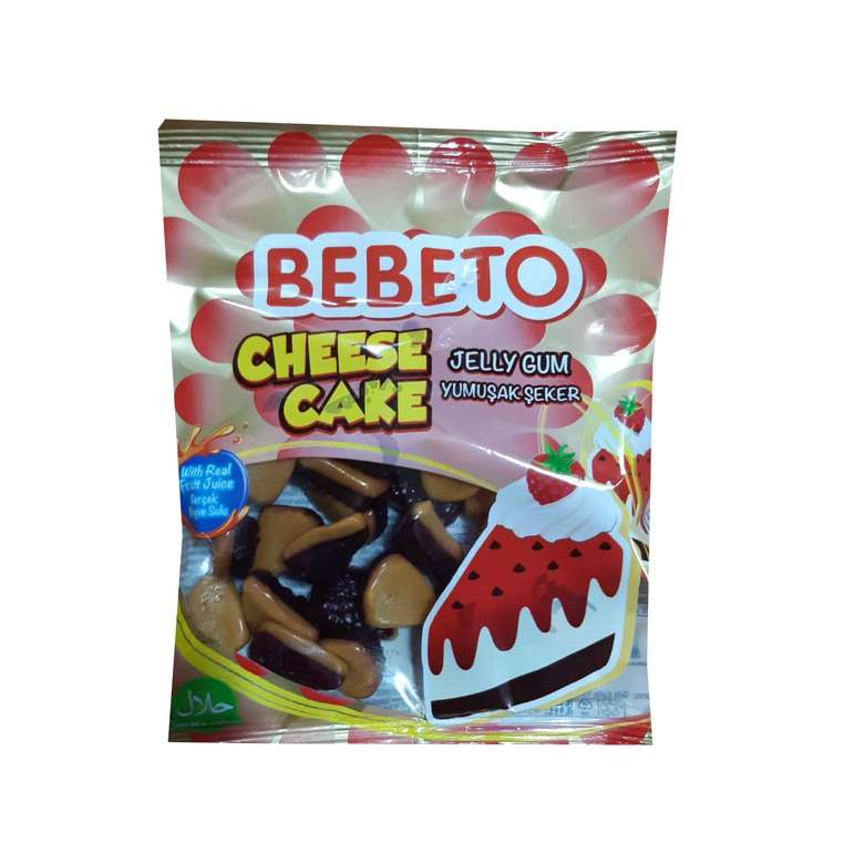 Yumuşak Şeker Cheese Cake 160 G Bebeto