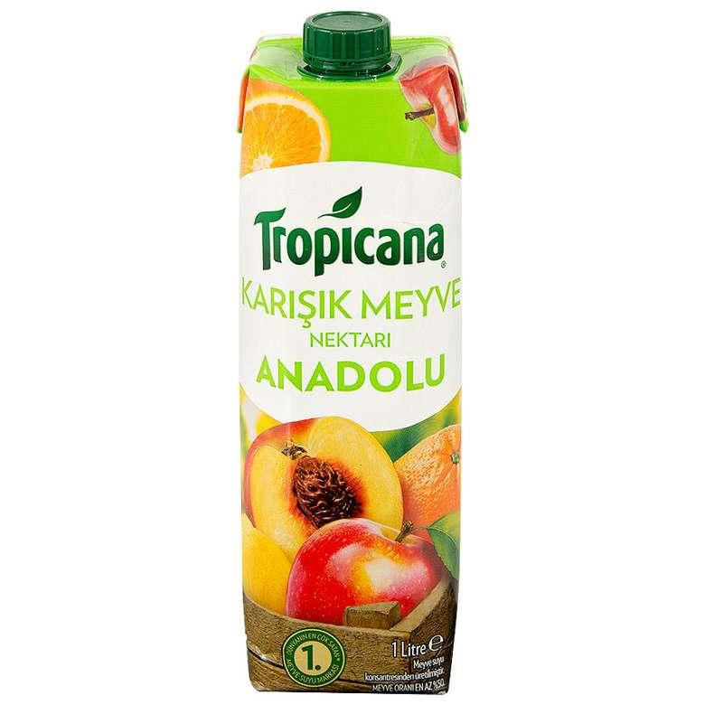 Tropicana Meyve Nektarı Karışık 1 L