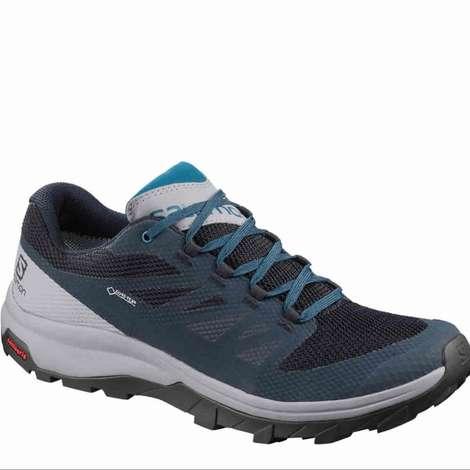 Salomon 407970 Erkek Ayakkabı - Mavi 41,5