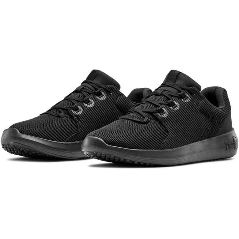 Under Armour 3022044-003 Siyah Spor Ayakkabı Erkek - 47,5