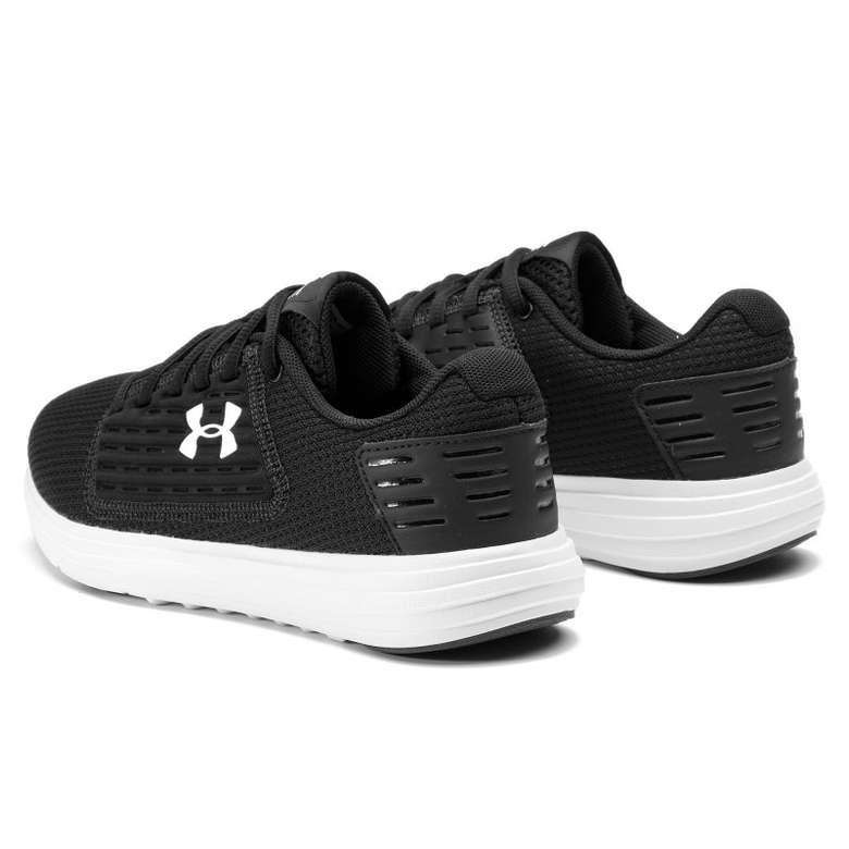 Under Armour 3021248-001 Siyah Spor Ayakkabı Kadın - 38