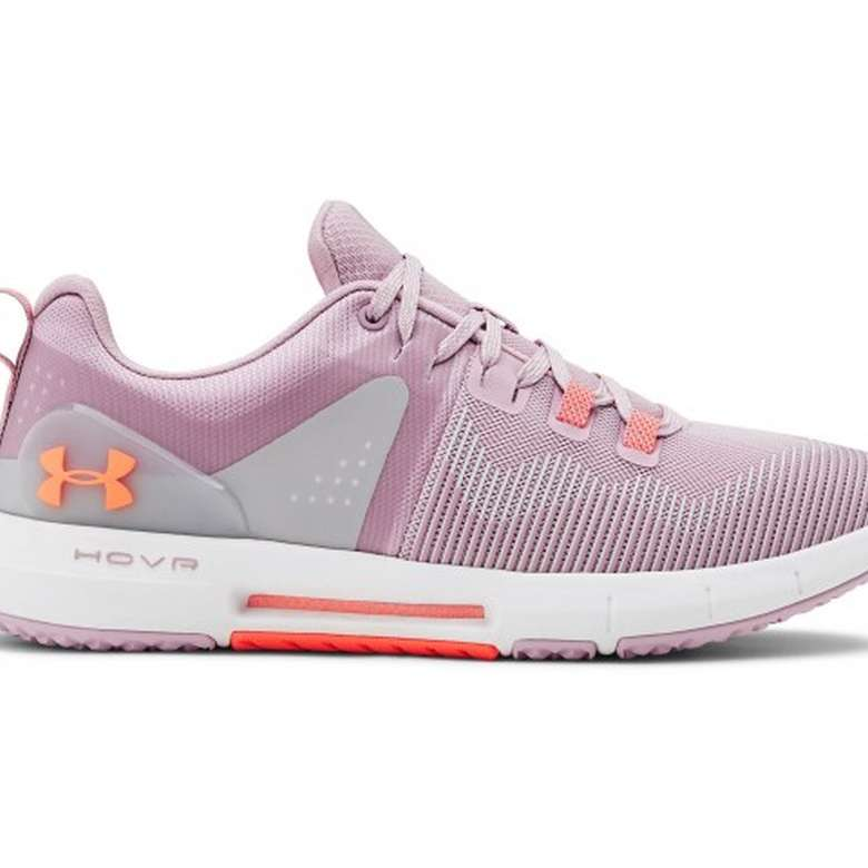 Under Armour 3022208-601 Lila Spor Ayakkabı Kadın - 36,5