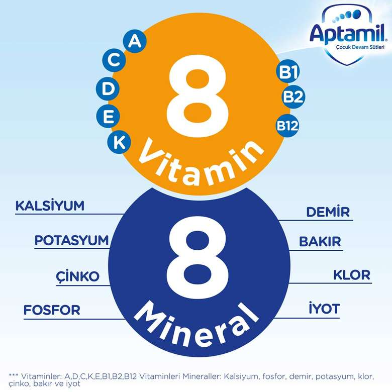 Aptamil 2 Devam Sütü 250 G 6-9 Ay