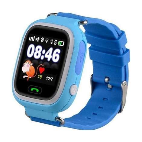 Piranha Akıllı Çocuk Saati - Mavi