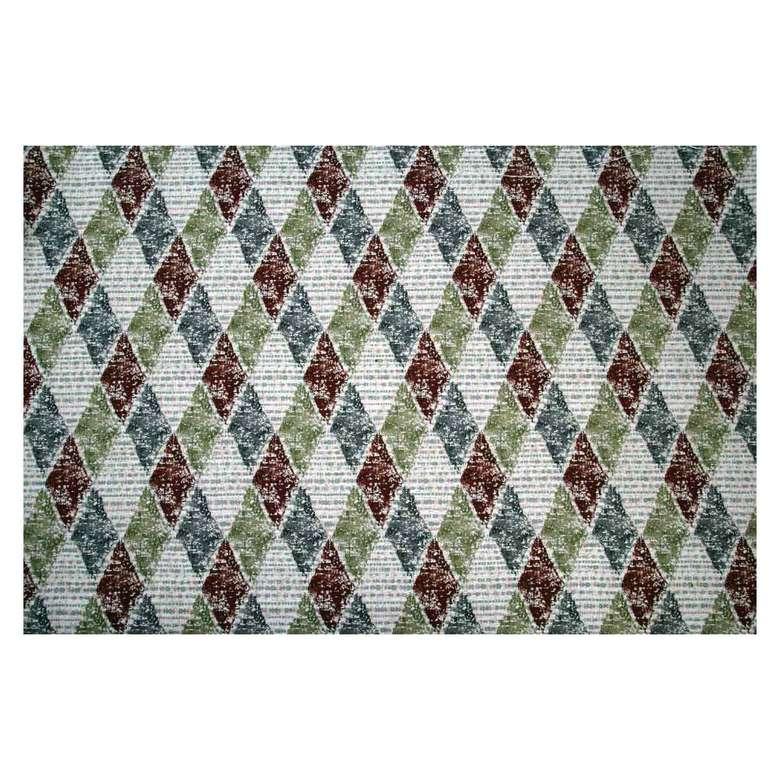Kaymaz Taban Yolluk (70x140 Cm) - Yeşil
