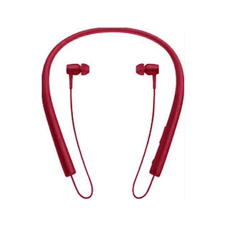 Spor Bluetooth Kulaklık Pıranha, Kırmızı