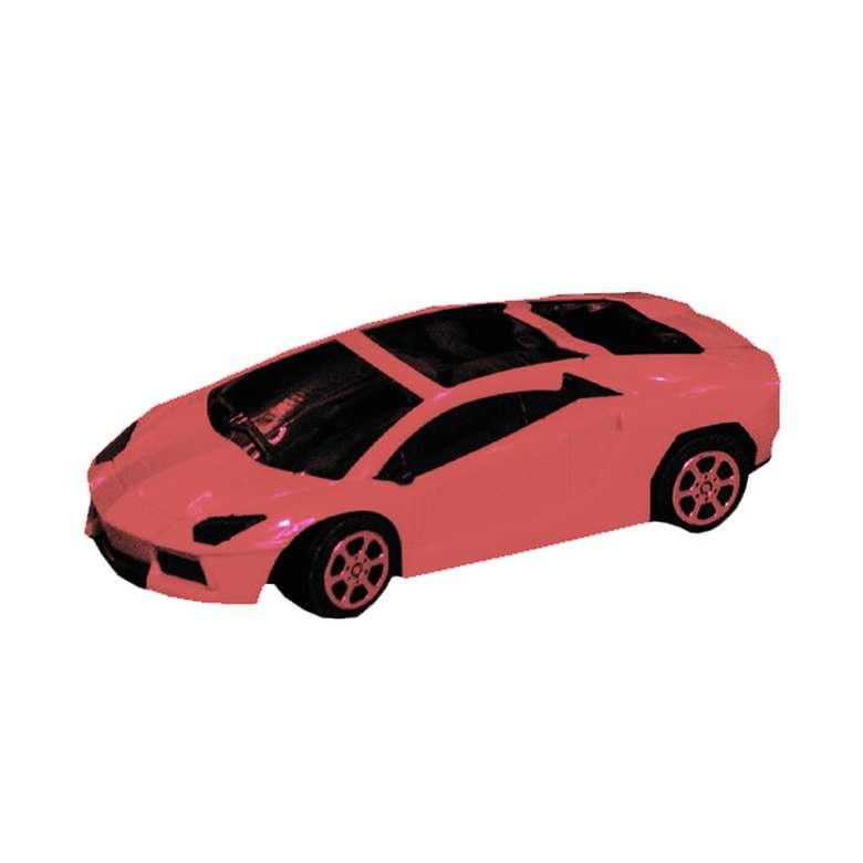 Oyuncak Pilli Uzaktan Kumandalı Araba - Kırmızı