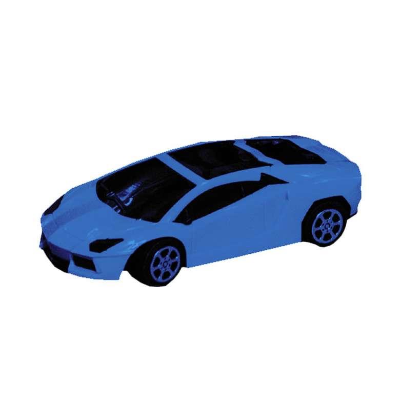 Oyuncak Pilli Uzaktan Kumadalı Araba - Mavi