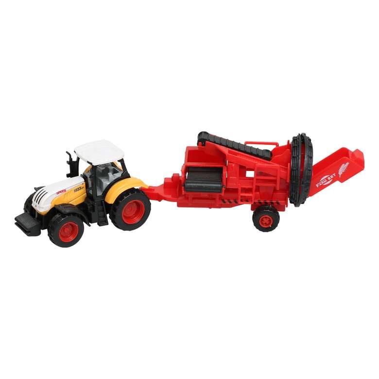 Cıtycode Traktör 1e St