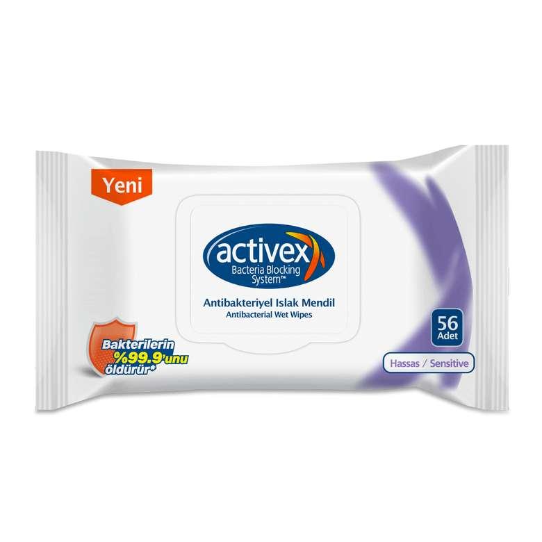Activex Islak Havlu 56'lı