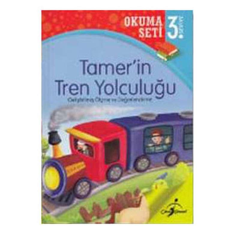 3. Seviye Tamer'in Tren Yolculuğu