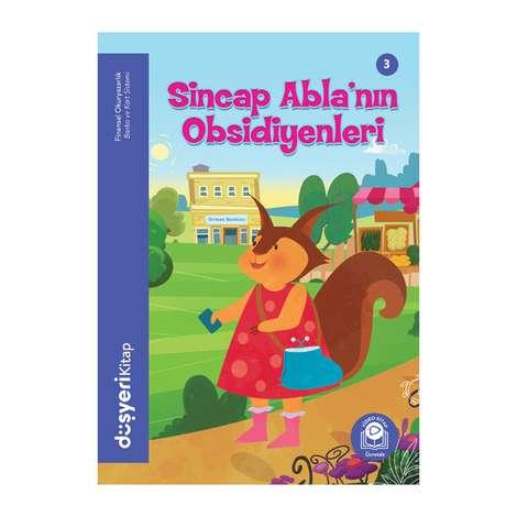 Sincap Abla'nın Obsidiyenleri - Düşyeri Yayınları