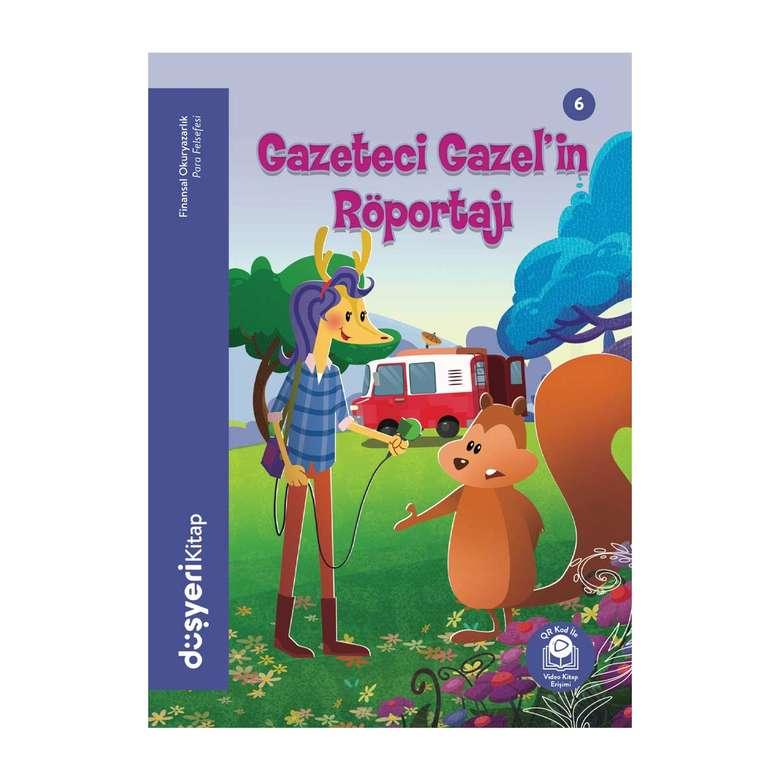 Gazeteci Gazel'in Röportajı - Düşyeri Yayınları