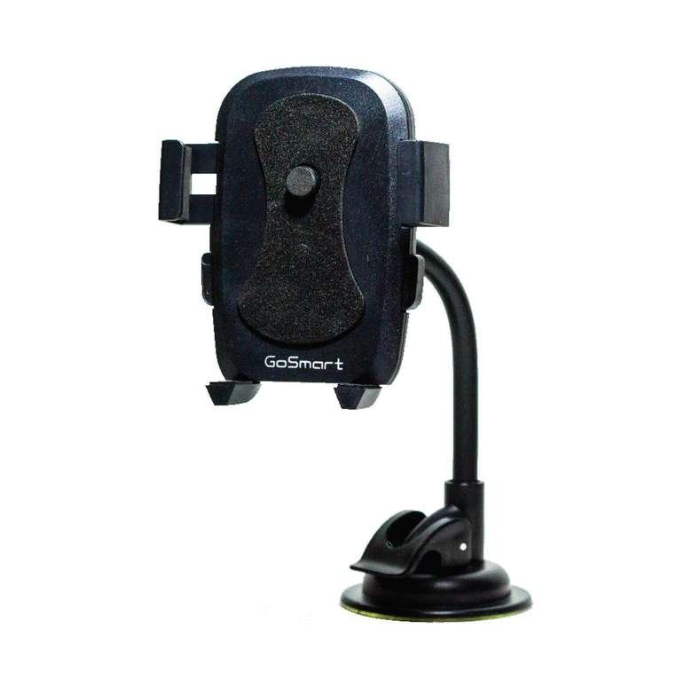 Go Smart Telefon Ve Navigasyon Tutucu - Siyah