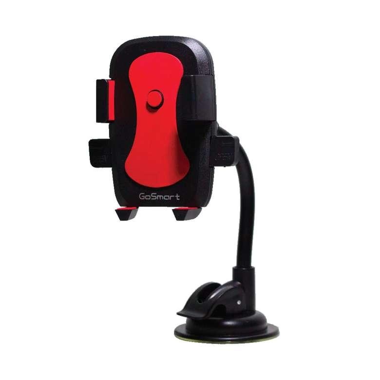 Go Smart Telefon Ve Navigasyon Tutucu - Kırmızı