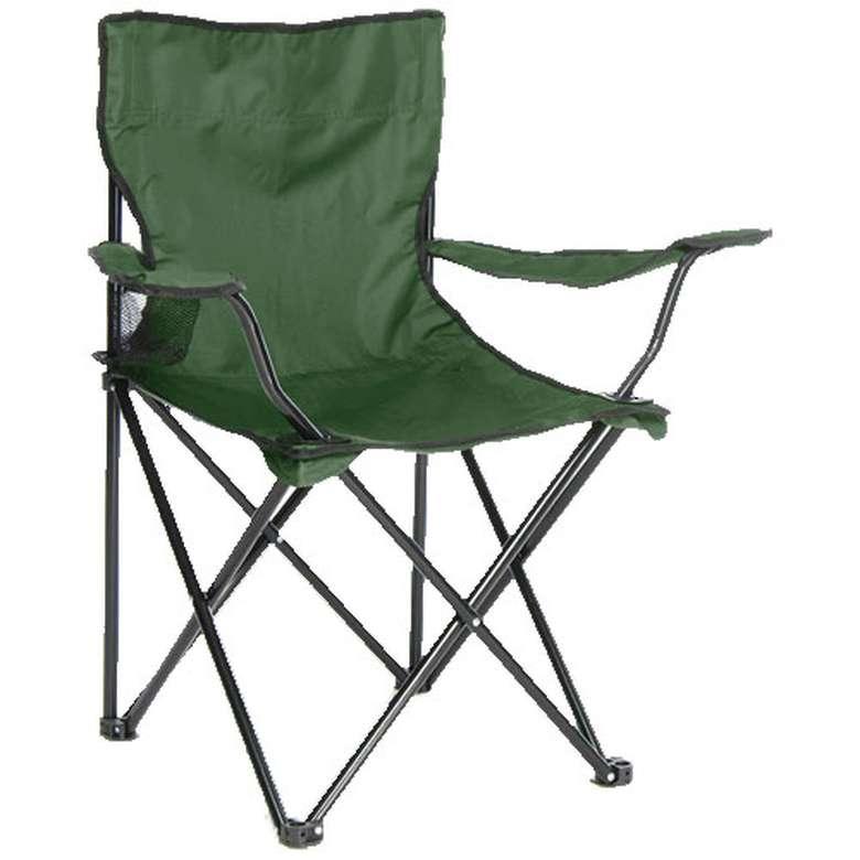 Kamp Sandalyesi Katlanabilir - Yeşil