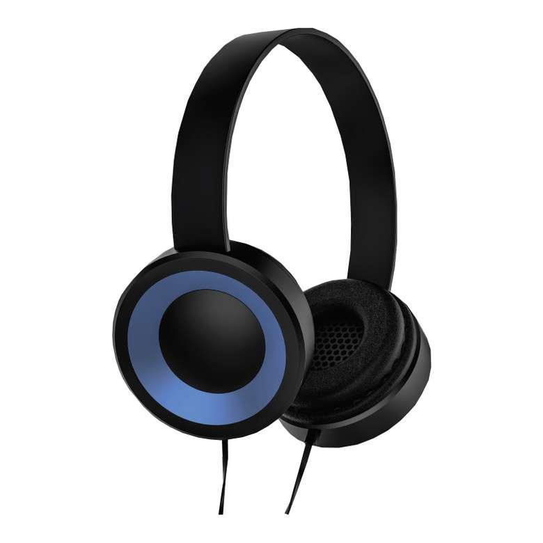 Go Smart Kablolu Rubber Kulaklık - Mavi