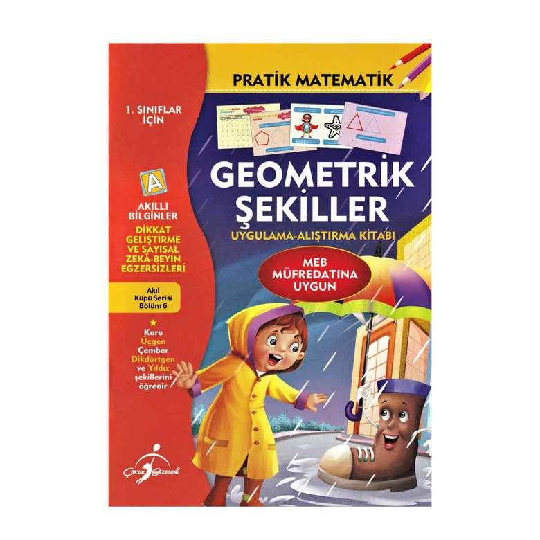 Akıllı Bilginler Pratik Matematik Kitabı - Geometrik Şekiller