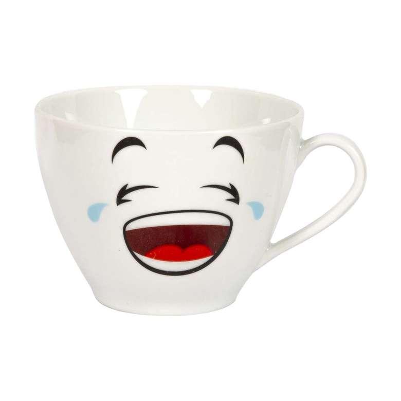 Porsel Kupa/gülmekten Ağlayan Yüz Emoji