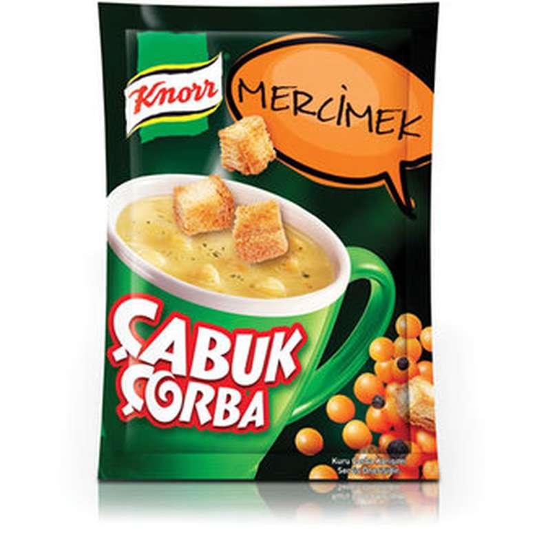 Çorba Çabuk Mercimek Knorr