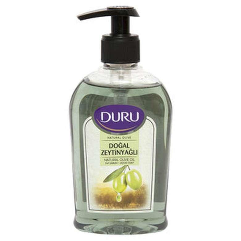 Duru Doğal Zeytinyağlı Sıvı Sabun 300 Ml