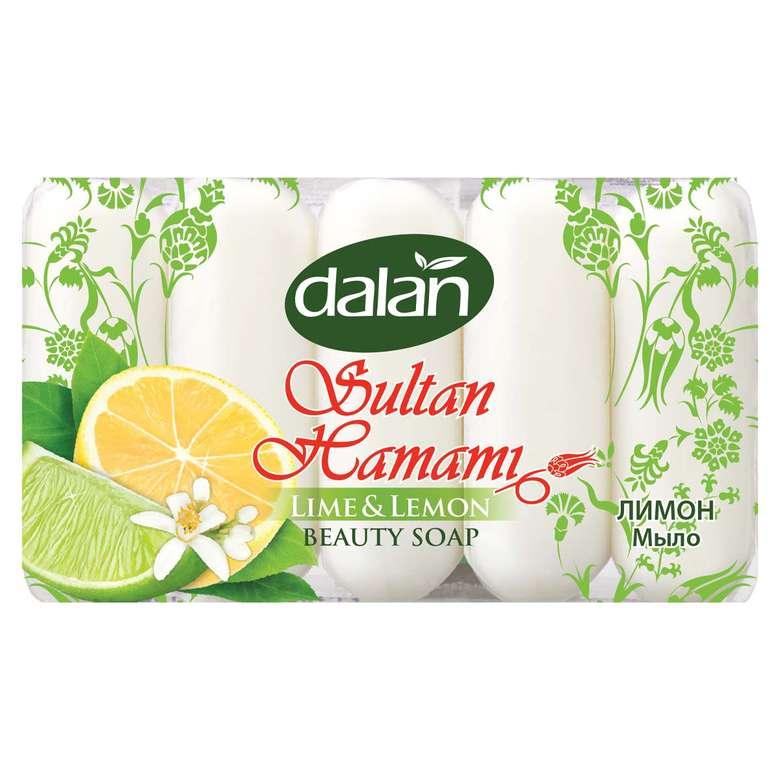 Sabun Güz. Sultan Ham Limon 5x75 G Dalan
