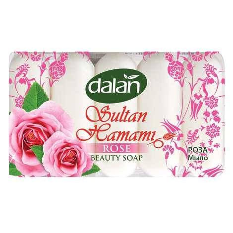 Sabun Güz. Sultan Ham Gül 5x75 G Dalan