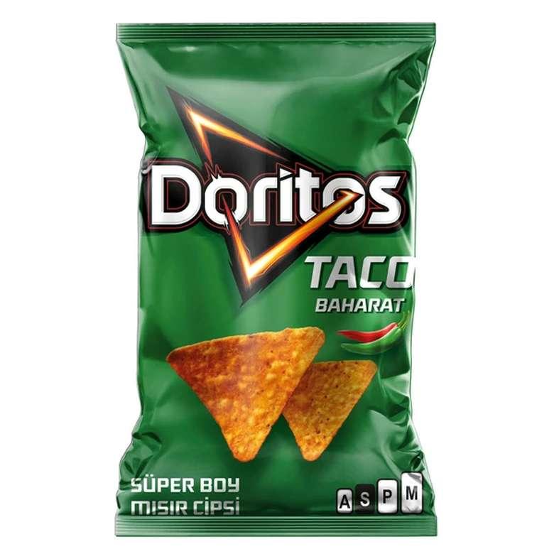 Cips Mısır 121 G Doritos Taco