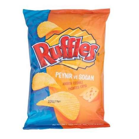 Cips Pat. Peynir Ve Soğan 107 G Ruffles